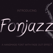 Creativemarket Fonjazz Typeface 214295 icon