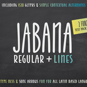 Creativemarket Jabana Regular Intro Offer 252939 icon