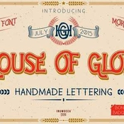 Creativemarket House of Glory FamilyFont 313158 icon