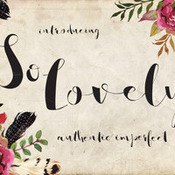 Creativemarket So Lovely Handmade Script 314189 icon