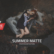 Creativemarket Summer Matte Action 337109 icon