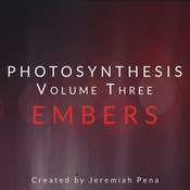 Jeremiah pena photosynthesis vol 3 embers logo icon