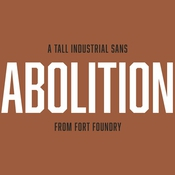 Abolition by fort foundry icon