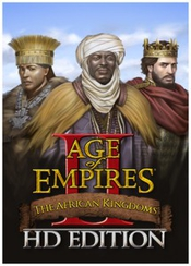 Age of empires ii hd the african kingdoms flat box icon