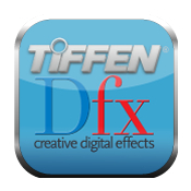 Digital film tools tiffen dfx logo icon