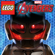 Lego marvels avengers 1 icon