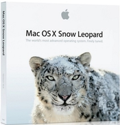 Mac os x 10 6 snow leopard box icon