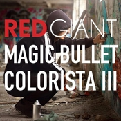 Red giant magic bullet colorista iii logo icon