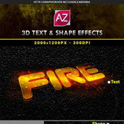 3d text and shape effects vol 03 11947085 icon