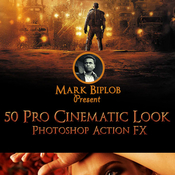50 pro cinematic photoshop action fx 12722446 icon