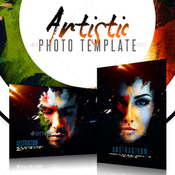 Abstraction artistic photo template 11788929 icon