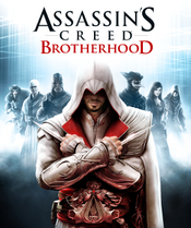 Assassins creed brotherhood cover icon