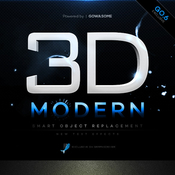 Modern 3d text effects go6 11026254 icon
