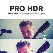Pro hdr photoshop action 10665109 icon