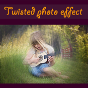Twisted photo effect 12596490 icon