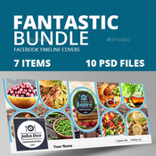 Fantastic bundle facebook timelines covers 12716956 icon