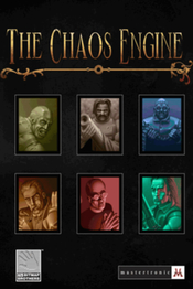 The chaos engine game boxshot icon