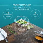 Watermarker center version photoshop action 13182289 icon