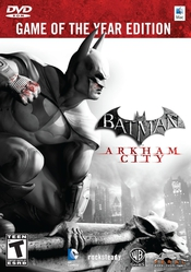 Batman arkham city game of the year edition game icon