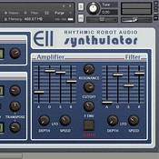 Rhythmic robot eii synthulator icon