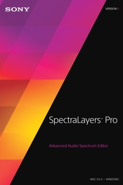 Spectralayers pro 3 flat box icon