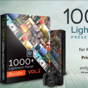 1000 lightroom preset pack vol 2 371982 icon