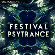 Function loops festival psytrance icon