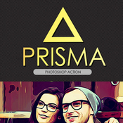 Prisma effect ps action by munkhuumgl 17355813 icon
