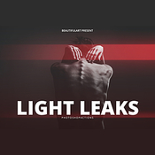 Pro light leaks photoshop action 838818 icon