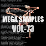 Mega samples vol 73 icon