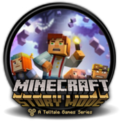 Minecraft story mode complete season icon