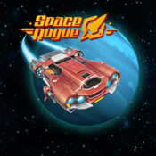 Space rogue game icon