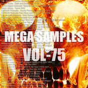 Mega samples vol 75 icon