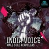 Bollywoodsounds india voice male solo acapellas icon
