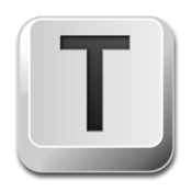Texts markdown word processor icon