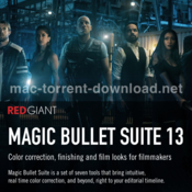 Red giant magic bullet suite 13 0 2 icon