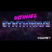 Ultimate synthwave sample pack vol 1 icon