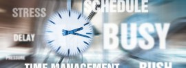 Time Management Tips in a Crazy Busy World | MAC5 Blog