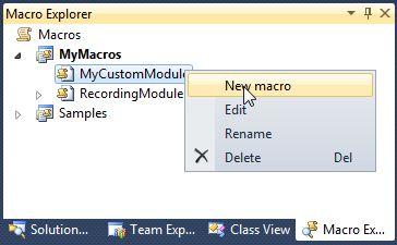 how to create macros on win 10