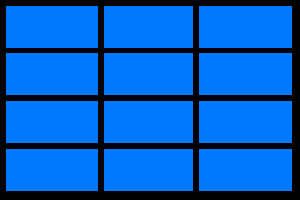 10 Grid View