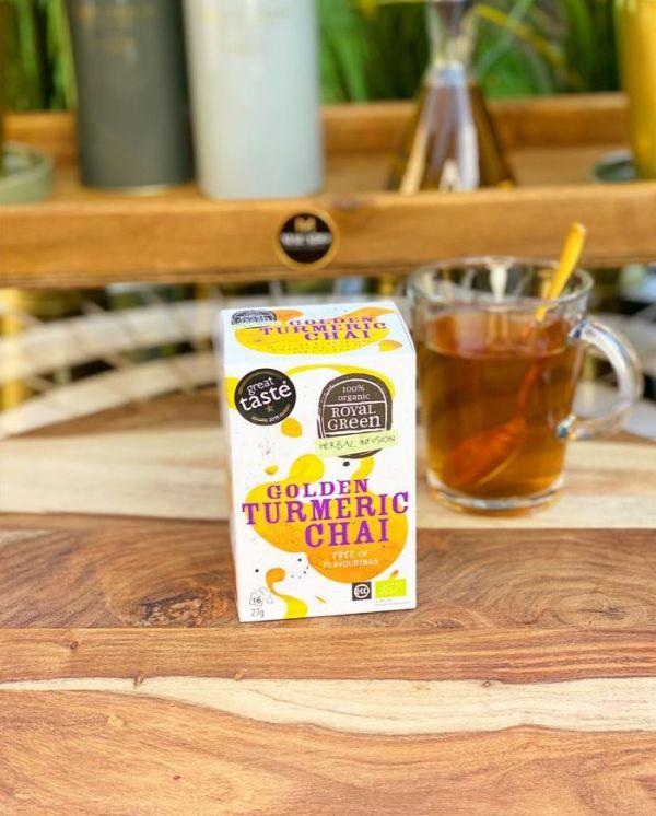 BIO thee Golden Turmeric Chai
