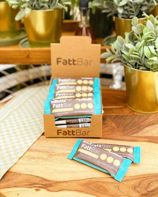 FATTBAR Coffee & Walnut (30g)