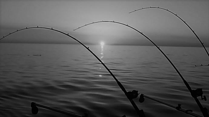 Ispirato da un tramonto sul mare