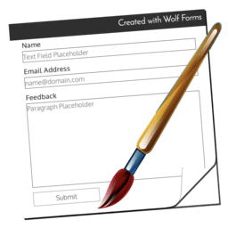 Wolf Responsive Form Maker 2.37