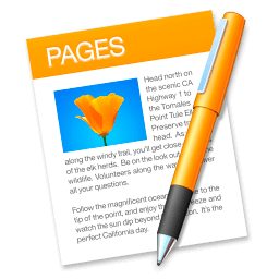 Apple Pages 8.1