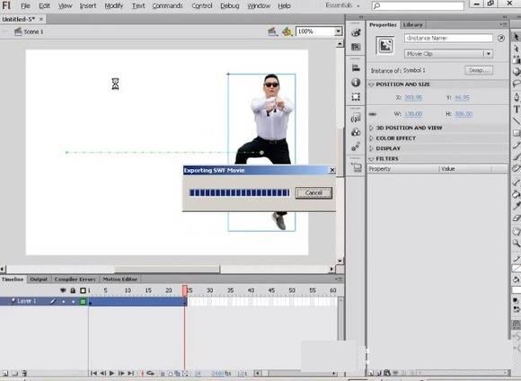 Adobe Flash Professional CS6 mac