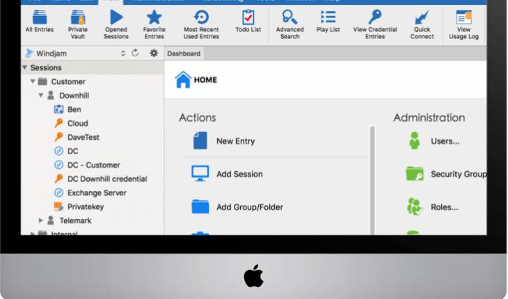 Remote Desktop Manager Enterprise