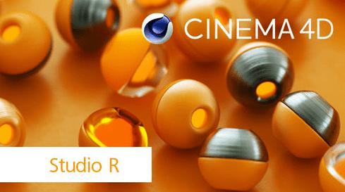 Cinema 4D Studio R