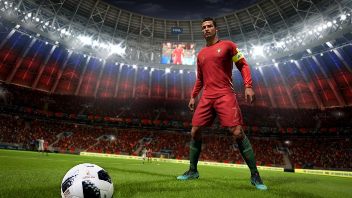 FIFA mac