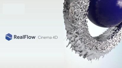 RealFlow Cinema 4D